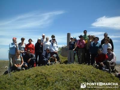 Barranco de Borbocid - selfie senderistas; senderismo y montaña; senderismo y montaña singles madr